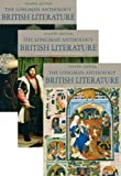 Longman Anthology of British Literature, Damrosch, David and Dettmar, Kevin J. H., 0321916832