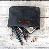 The Keeper Pouch in Slate