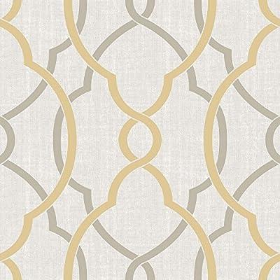 NuWallpaper Sausalito Peel and Stick Wallpaper