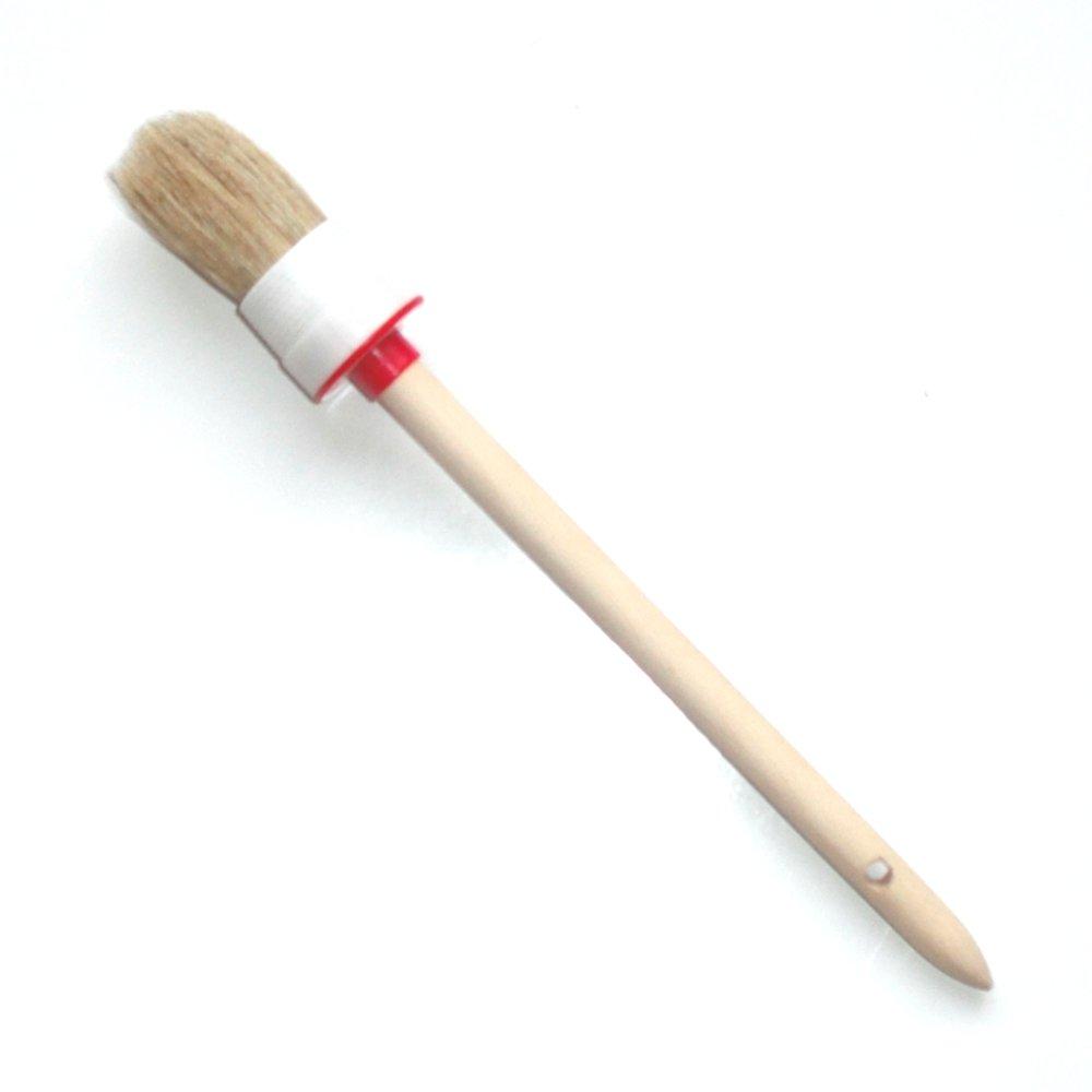 Ringpinsel Rundpinsel helle Chinaborsten Gr. 4 Kunststoff-Fassung (12 Stü ck) k.A. 1008-4
