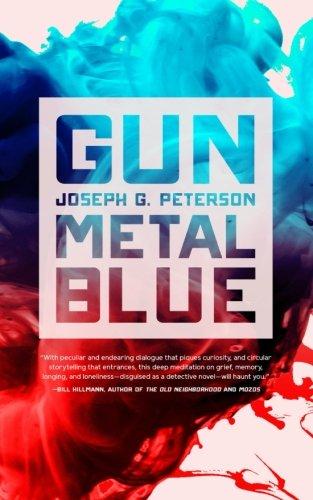 Gunmetal Blue - Blue Gunmetal