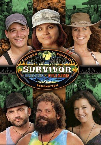 Survivor 20: Heroes and Villains (5 Discs) by CBS Home Entertainment