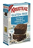 Introducing the Krusteaz Certified Gluten Free Double Chocolate Brownie. Krusteaz Gluten Free Double Chocolate Brownies combine the fudginess of your favorite brownie plus chocolate chips for that extra boost of Chocolate. Because more chocolate is a...