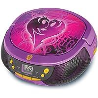 Descendants Radio Player Boom Box (DE-430.EX CD)