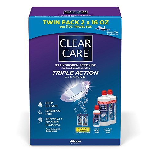 Clear Care Bonus Pack (35 oz.) by Clear Care by Clear Care
