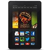 "Certified Refurbished Kindle Fire HDX 7"" Tablet, HDX Display, Wi-Fi, 16 GB - Includes Special Offers (Previous Generation - 3rd)"