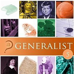 Generalist, Volume 5