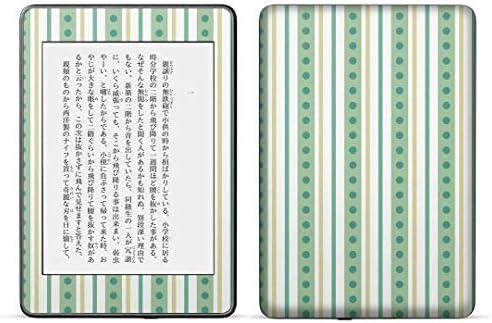 igsticker kindle paperwhite 第4世代 専用スキンシール キンドル ペーパーホワイト タブレット 電子書籍 裏表2枚セット カバー 保護 フィルム ステッカー 050632