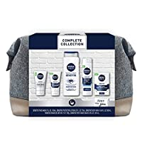 Deals on NIVEA MEN Complete Skin Care Collection 5pc Gift