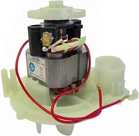 Motor ventosa turbina Motor de repuesto para Vorwerk Kobold 120, 121 y 122 Aspiradora: Amazon.es: Hogar