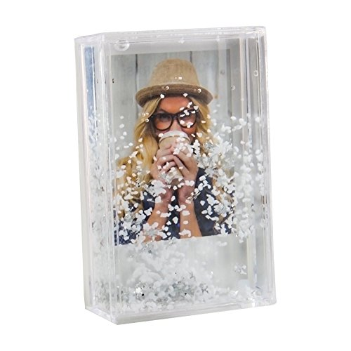 Fujifilm Instax Mini Snow Frame (1) (Photo Snowglobe)