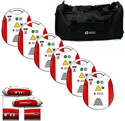 amazon com aed trainer sale 6 pack brand new aed trainers cpr