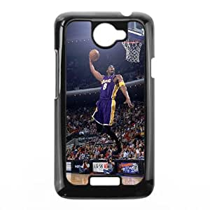 HTC One X Cell Phone Case Black ha17 dunk kobe bryant sports face JNR2226347