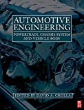 img - for Automotive Engineering: Powertrain, Chassis System and Vehicle Body book / textbook / text book
