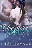 The Consummation: Unexpected Circumstances Book Three