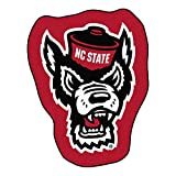 Fanmats NCAA North Carolina State Wolfpack Universitymascot Mat, Team Color, One Size
