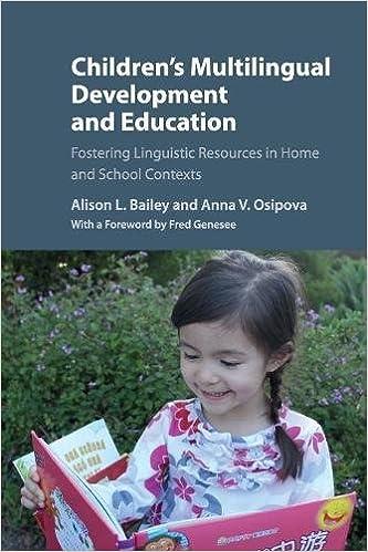 Descargar Libros En Ebook Children's Multilingual Development And Education Epub Torrent