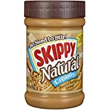 SKIPPY Peanut Butter Spread - Creamy - Natural - 15 Ounce