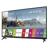 """LG 49UJ6200 49"""", Smart TV, Ultra HD 4K"""