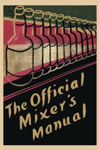 The Official Mixer's Manual - Mixer Spirit