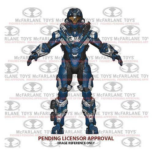 Halo 5: Guardians Series 2 Spartan Helljumper Action Figure