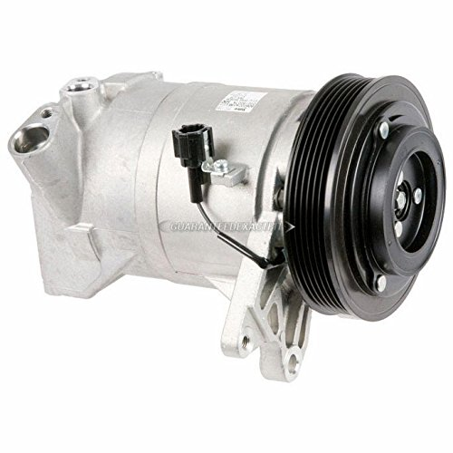 AC Compressor & A/C Clutch For Nissan Murano 2006 2007 - BuyAutoParts 60-02504NA NEW