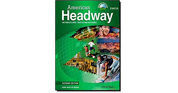 American headway starter the worlds most trusted english course american headway starter the worlds most trusted english course with cdrom livros na amazon brasil 9780194729260 fandeluxe Choice Image