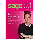 Sage Software Sage 50 Pro Accounting 2018 U.S