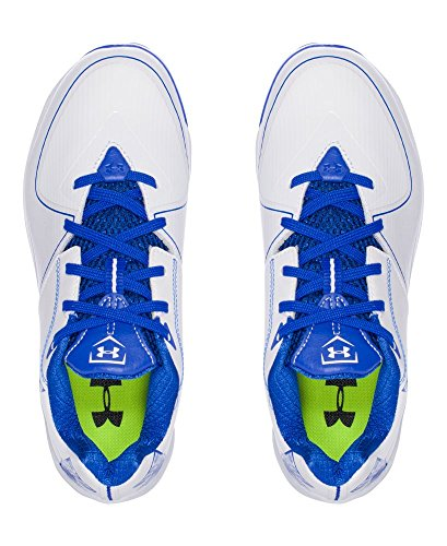 Armour ST Women's Under Softball Glyde Team White Royal Shoe dtdqxZrw