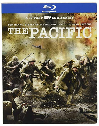 Pacific, The (BD) [Blu-ray]