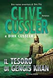 Il tesoro di Gengis Khan : romanzo