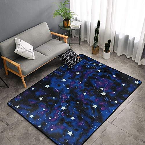 - LIN. Galaxy Stars Magic Glow in The Dark Kitchen Rugs, Bedroom Livingroom Sitting-Room Mat, Floor Pad Rugs Standing Mat, Kids Children Play Mat Bath Mat, Throw Rugs Runner Exercise Mat