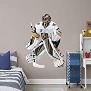 Fathead NHL Vegas Golden Knights Marc Andre Fleury Officially Licensed Removable Wall Decal