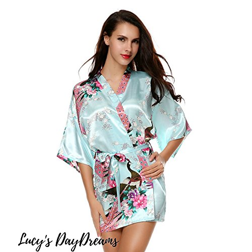 - Lucy's DayDreams Kimono Deluxe