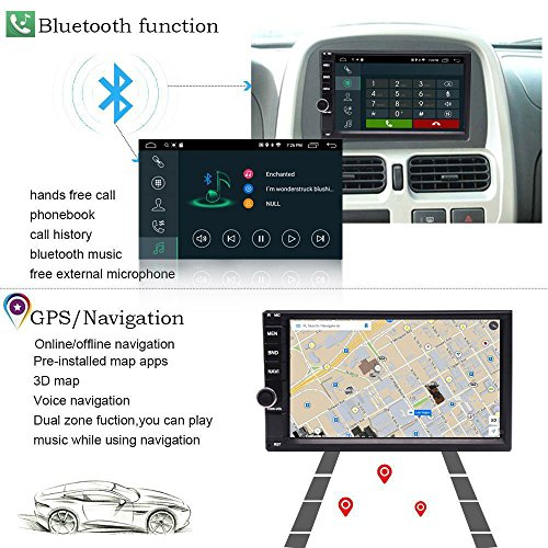 Buy car stereo with android