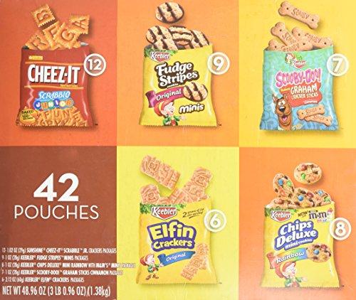 keebler-42-pouch-cookie-cracker-assortment-box