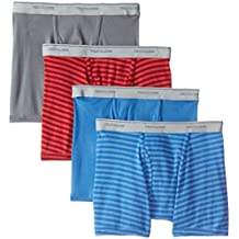 Fruit of the Loom Men's 4pk Trunk Brief