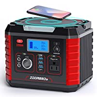 ZOOMBROS 330W Portable Power Station, 28...