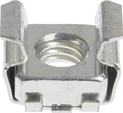 The Hillman Group 44345 10-32 Cage Nut 12-Pack