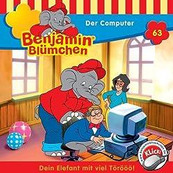 Der Computer (Benjamin Blümchen 63)