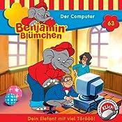 Der Computer (Benjamin Blümchen 63) | Elfie Donnelly