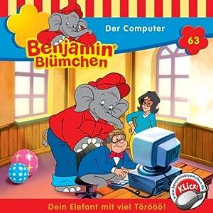 Der Computer (Benjamin Blümchen 63) Hörspiel