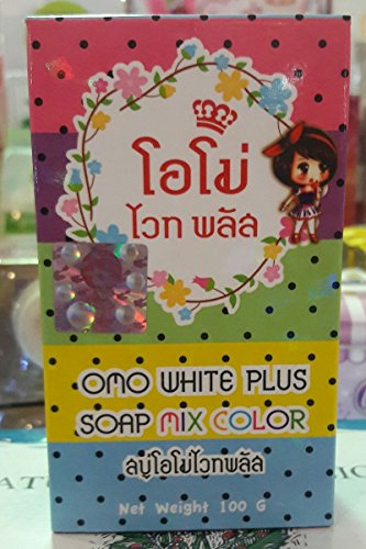 3-x-100-gm-omo-plus-soap-mix-color-plus-five-bleached-white-skin-new