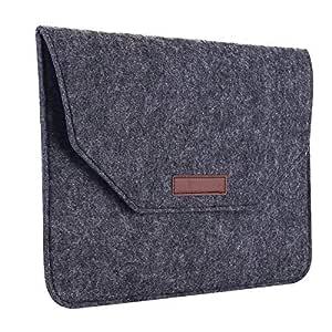 Star Neoprene Black Laptop Bags