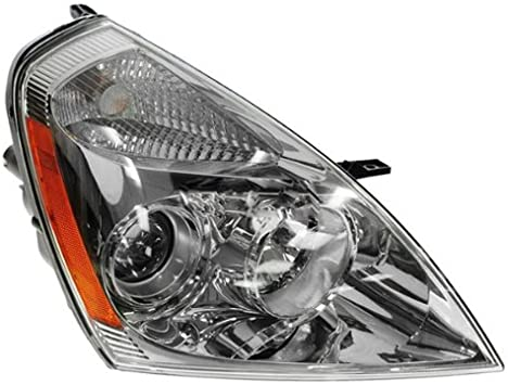 02 03 04 05 Kia Sedona Left Driver Side Headlight Lamp