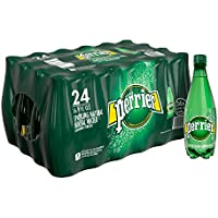 Deals on 24-Pack Perrier Carbonated Mineral Water, 16.9 fl oz. Plastic Bottles