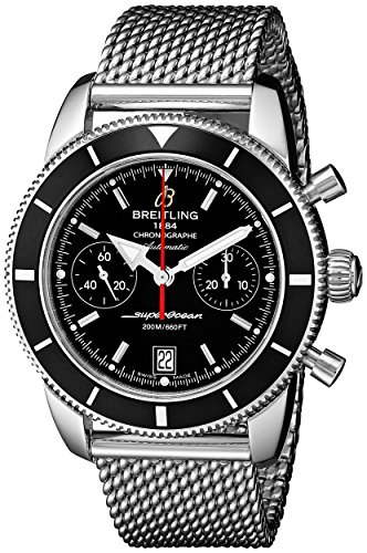 Breitling Men's A2337024-BB81 Stainless Steel Automatic - Deployment Clasp Breitling