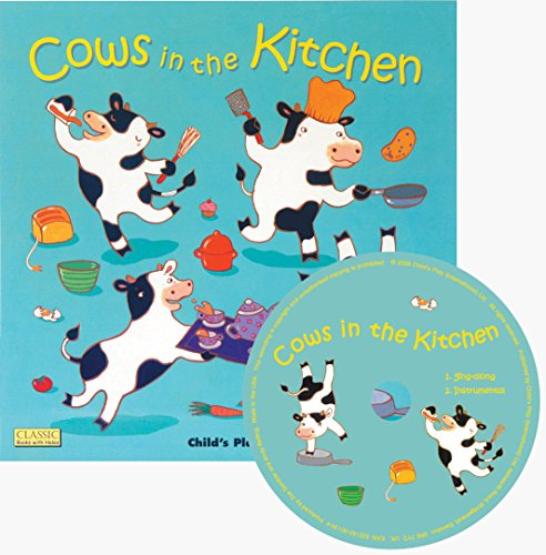 Cows in the Kitchen (Classic Books with Holes US Soft Cover with CD) Cows in the Kitchen (Classic Books with Holes US Soft Cover with CD)