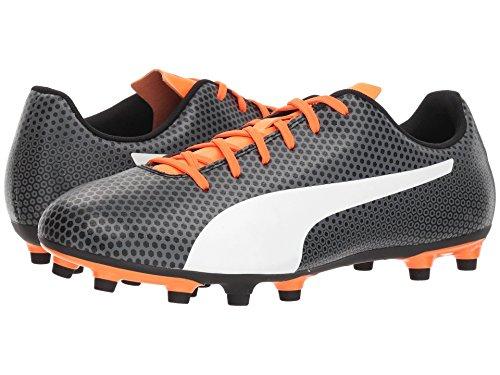[PUMA(プーマ)] メンズランニングシューズ?スニーカー?靴 Puma Spirit FG Puma Black/Puma White/Shocking Orange 12 (30cm) D - Medium