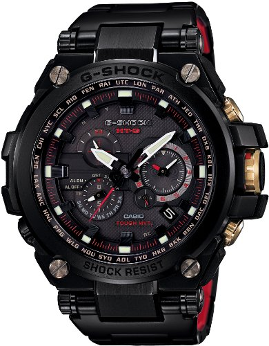 CASIO G-SHOCK 30th Anniversary 1,000 Limited Edition (MTG-S1030BD-1AJR) SOLAR RADIO SIGNAL